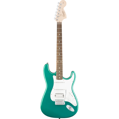 Fender Squier Affinity Series HSS Stratocaster in Race Green