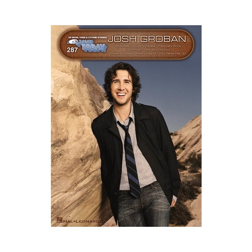 EZ PLAY 287 JOSH GROBAN