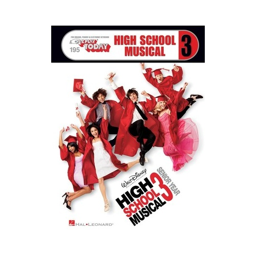 EZ PLAY 195 HIGH SCHOOL MUSICAL 3