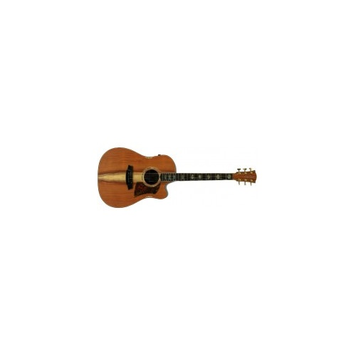 Cole Clark CCFL3EC-RDBL Fat Lady Series 3 Acoustic/Electric Guitar