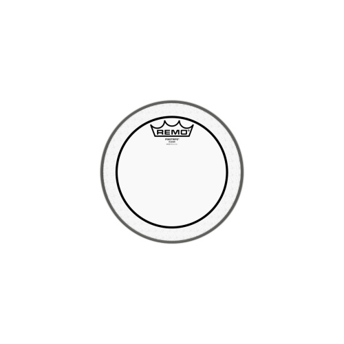 "Remo PS-0312-00 12"" Pinstripe Clear Batter Drum Head"
