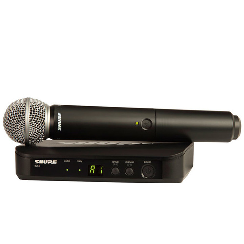 Shure BLX Wireless Handheld Mic System SM58/BLXM17