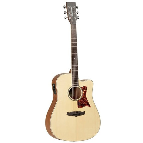 Tanglewood TSP15CE Electro Acoustic Dreadnought Guitar with cutaway