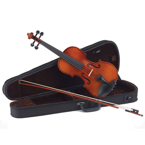 Carlo Giordano VS1K Series 1/2 Size Student Violin Outfit